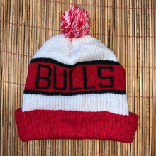 Load image into Gallery viewer, Chicago Bulls Beanie Hat