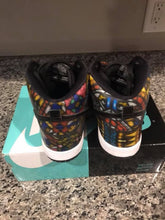 Load image into Gallery viewer, Size 12 Stained Glass Nike SB's