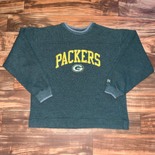 Load image into Gallery viewer, L - Vintage Green Bay Packers Stitched Crewneck