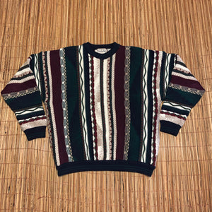 L - Vintage Cotton Traders Coogi Like Sweater