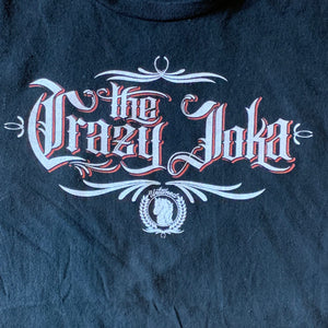 XL - The Crazy Joka 2-Sided Graphic Shirt
