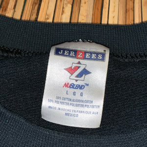 L - Vintage Soaring Eagle USA Sweater