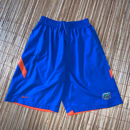 M - Nike Florida Gators Team Fit Athletic Shorts
