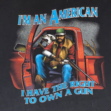 Load image into Gallery viewer, L - American Freedom Gun Rights Shirt