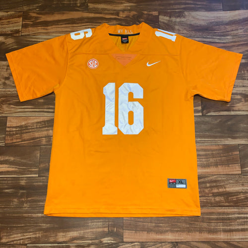 XL - Peyton Manning Tennessee Vols Nike College Jersey