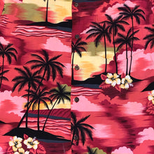 Load image into Gallery viewer, M - Vintage Hawaiian Sunset Button Up Shirt