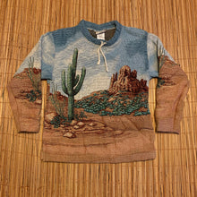 Load image into Gallery viewer, Women's M - Desert Graphic Sweater