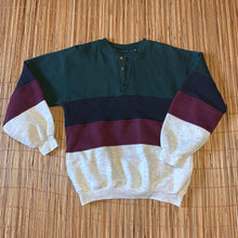 Load image into Gallery viewer, M - Arizona Sport Color Block Sweater