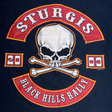 Load image into Gallery viewer, L - Sturgis Black Hills Rally 2003 Shirt