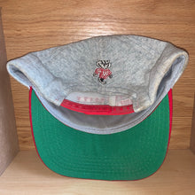 Load image into Gallery viewer, Vintage Wisconsin Badgers Soft Material Hat