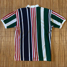 Load image into Gallery viewer, L/XL - Tommy Hilfiger Striped Star Polo