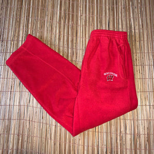 M - Wisconsin Badgers Fleece Pants