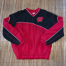 Load image into Gallery viewer, XL - Wisconsin Badgers NCAA Football Pullover