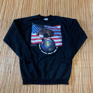 M/L - American Eagle 9/11 Relief Sweater