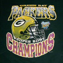 Load image into Gallery viewer, L - Vintage Green Bay Packers Super Bowl Crewneck