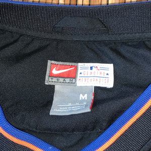 M(Fits Big-See Measurements) - New York Mets Nike Pullover