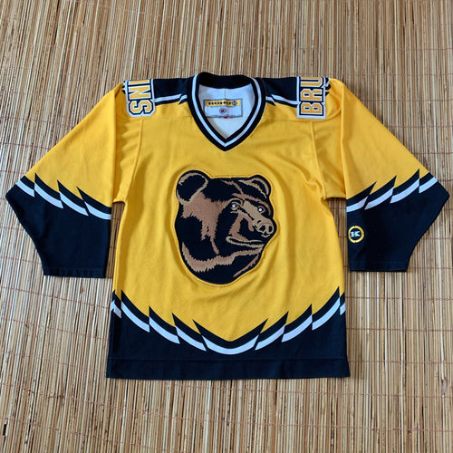 L - Boston Bruins NHL Hockey Jersey