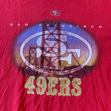 Load image into Gallery viewer, L - Vintage 1996 49ers Reebok Shirt