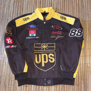 XXL(See Measurements) - Dale Jarrett Nascar Jacket