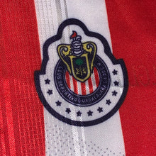 Load image into Gallery viewer, L/XL - Bimbo Striped Chivas Soccer Jersey