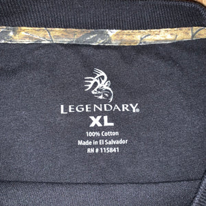 XL - Legendary Whitetails Buck Hunting Shirt