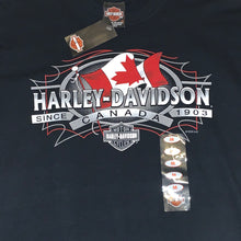 Load image into Gallery viewer, M(Fits Big) - NEW Harley Davidson Niagara Falls Canada Shirt