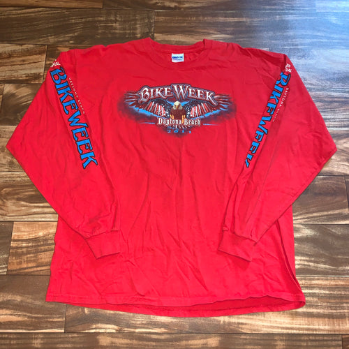 XL - Sturgis 70th Annual Bike Week Daytona Beach Shirt