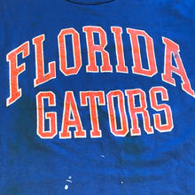 Load image into Gallery viewer, M/L - Vintage 80s Florida Gators Distressed Tank Top