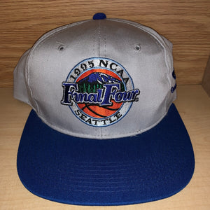 Vintage 1995 NCAA Final Four Seattle Hat