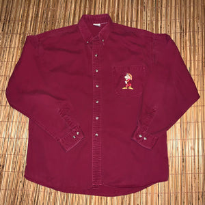 XL - Grumpy Dwarf Button Up Shirt