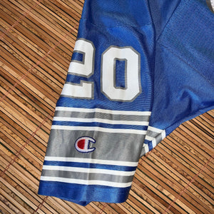 40 - Vintage Barry Sanders Lions Champion Jersey