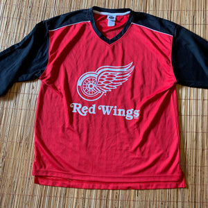 XL - Vintage Red Wings NHL Hockey Jersey