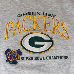 XXL - Vintage Green Bay Packers Sweater