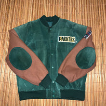 Load image into Gallery viewer, L - Vintage Green Bay Packers RARE Rugby Club Carl Banks Jacket