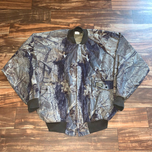 XXL - Vintage Spartan Outdoors Realtree Camo Jacket