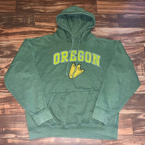 XL - Oregon Ducks Fleece Lined Hoodie