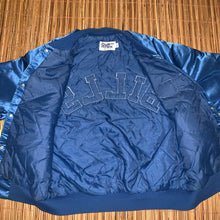Load image into Gallery viewer, L/XL - Vintage Buffalo Bills Satin Chalk Line Jacket