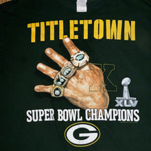 Load image into Gallery viewer, XL - Green Bay Packers Super Bowl Shirt