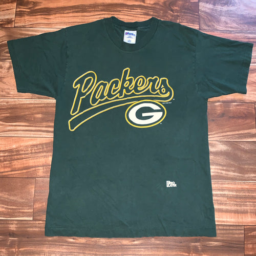 M - Vintage 1996 Green Bay Packers Shirt