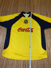 Load image into Gallery viewer, L/XL - 2002 Coca-Cola Corona Soccer Jersey