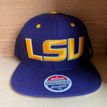 Load image into Gallery viewer, LSU Tigers NCAA Hat NEW