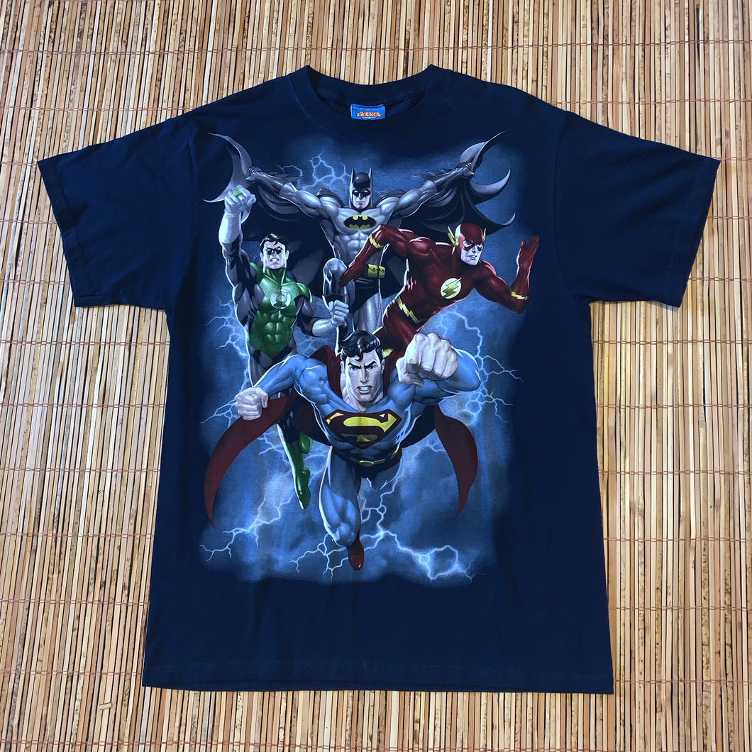 M - Justice League Super Hero Shirt