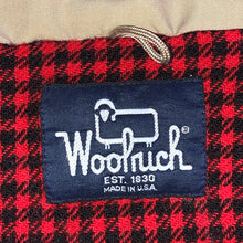 Load image into Gallery viewer, XL/XXL - Woolrich Flannel Lined Jacket