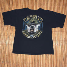 Load image into Gallery viewer, XXL - USMC Marines Bulldog Shirt