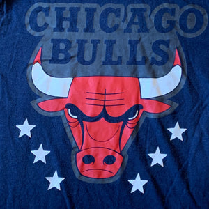 S - Chicago Bulls Retro Style Shirt