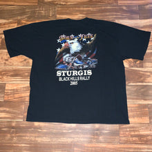 Load image into Gallery viewer, XXL - Sturgis 2005 Born To Be Free Shirt