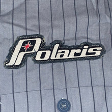 Load image into Gallery viewer, M - Polaris Denim Logo Button Up Shirt