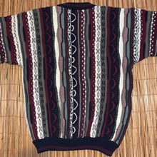 Load image into Gallery viewer, M - Vintage Cotton Traders Coogi Style Sweater