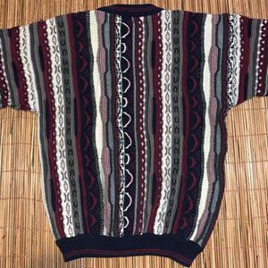 M - Vintage Cotton Traders Coogi Style Sweater