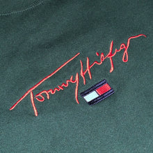 Load image into Gallery viewer, M/XL(Boxy) - Tommy Hilfiger Embroidered Sweater